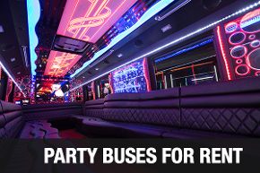 Party Bus Rental seward Seward