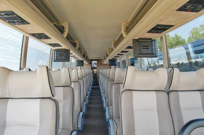 56 Best Buses Images On Pinterest: Top 10 Charter Bus Rentals In Las Vegas, NV With Prices