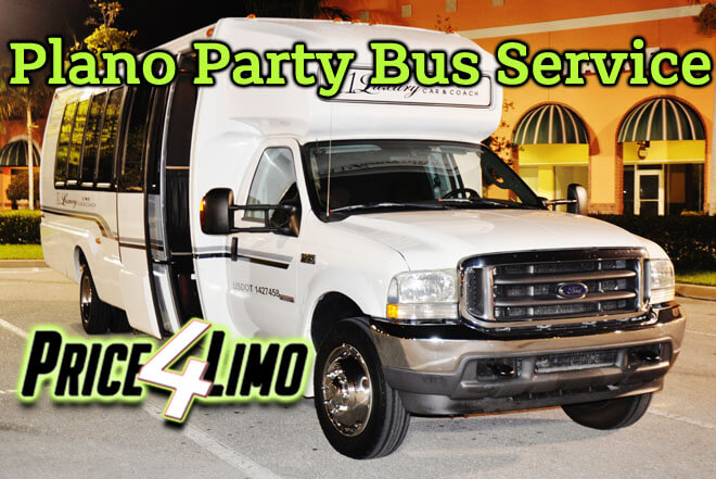 15 Deals for Party Bus Plano, TX Rentals - Cheap Party Buses
