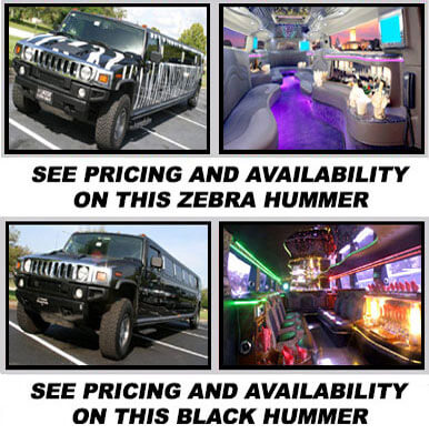 Roanoke Hummer Limousine Rental