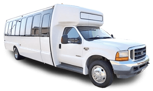 30 Passenger Shuttle Bus