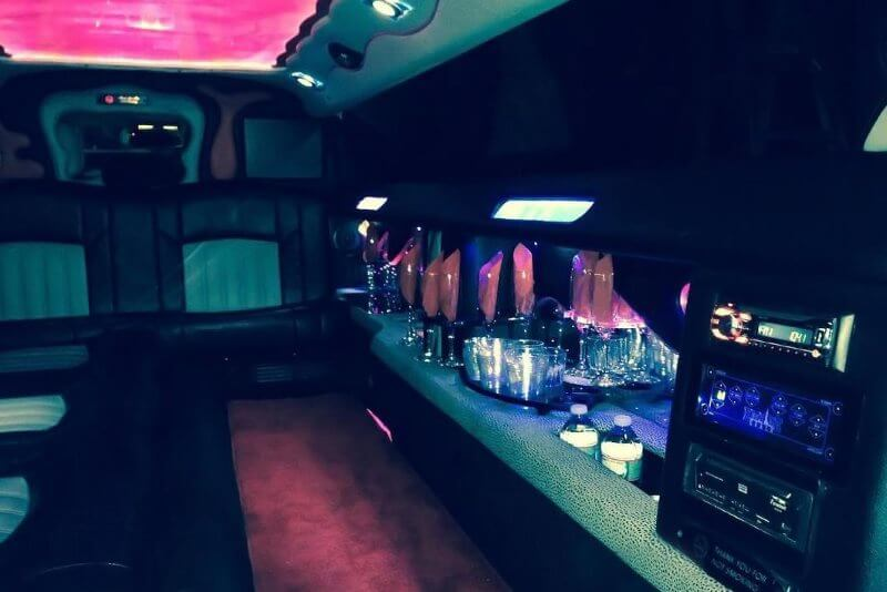 Limo Service Aberdeen