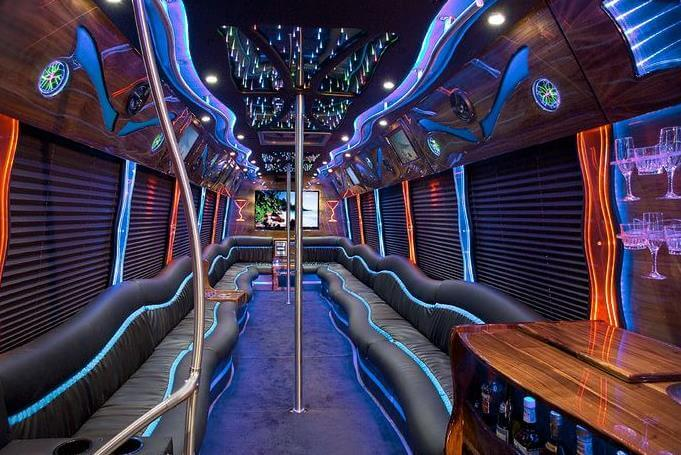 Akron Party Bus Service