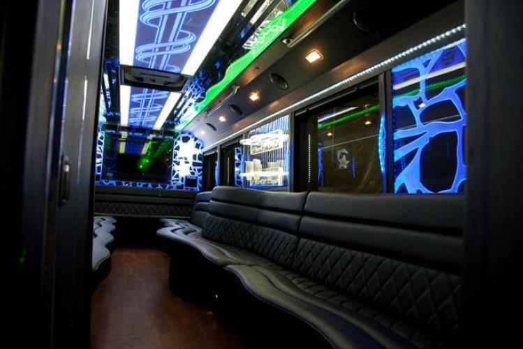 Akron Party Buses
