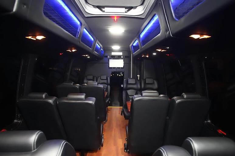 Albany Party Bus Service