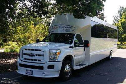 Anaheim Party Bus Rental