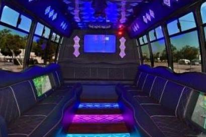 Anaheim Party Bus Service