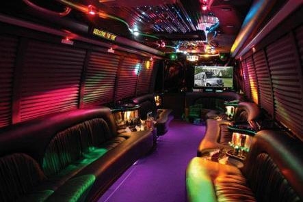 Anchorage Party Buses