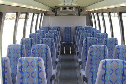 Ann Arbor Charter Bus Service