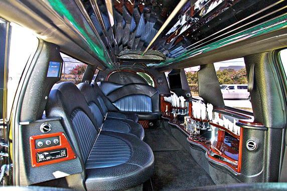 Limo Service Apple Valley