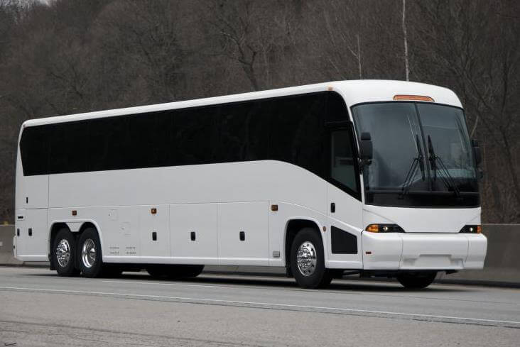 Arlington Charter Bus Rental