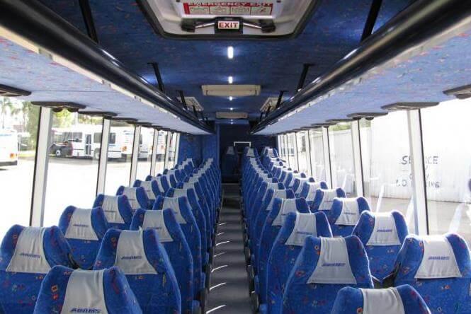 Arlington Charter Bus Service