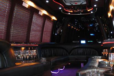 Bakersfield Party Bus Service