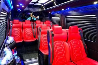 Baton Rouge Party Bus Service
