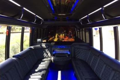 Baton Rouge Party Buses