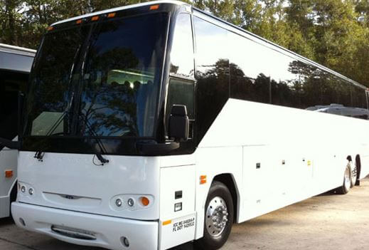 Bellevue Charter Bus Rental