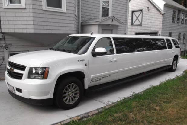 Brockton Limo Prices