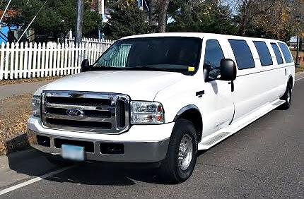 Brooklyn Park Limo Rental