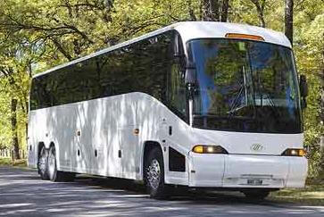 Buffalo Charter Bus Rental