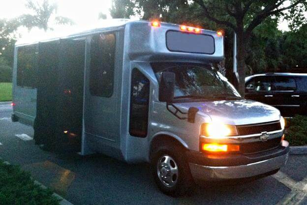 Party Bus in Cape Coral