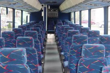 Carrollton Charter Buses