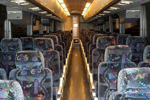 Cedar Rapids Charter Bus Service