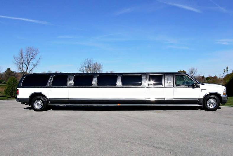 Champaign Limo Prices
