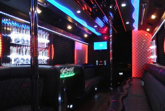 Chandler Party Bus Service