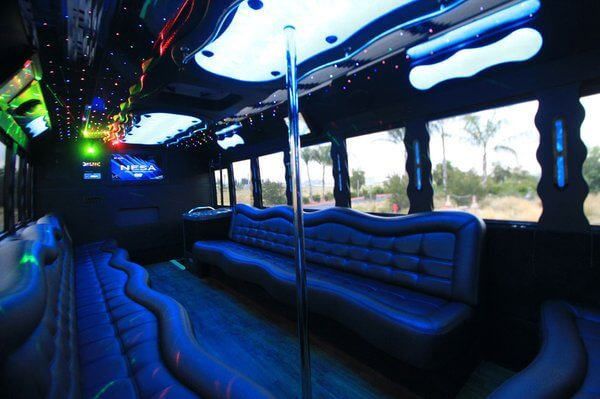 Charlotte Party Buses
