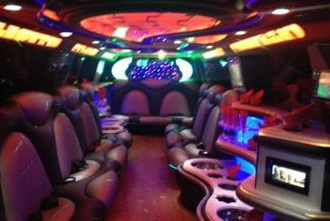 Limo Service Chino Hills