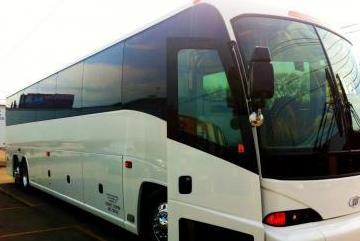 Clarksville Charter Bus Rental
