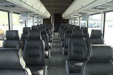Clarksville Charter Bus Service