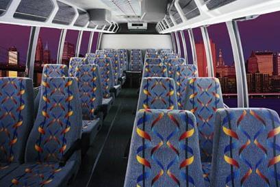 Clarksville Charter Buses