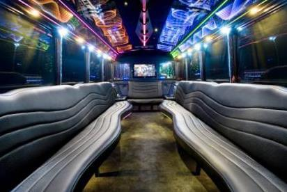 Cleveland Party Bus Service