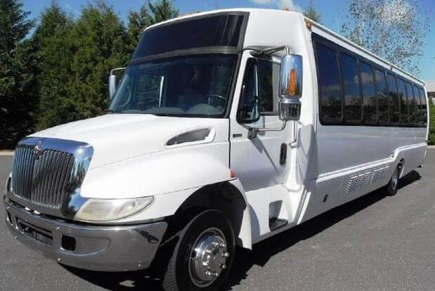 Colorado Springs Party Bus Rental