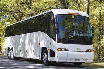Columbia Charter Bus Rental