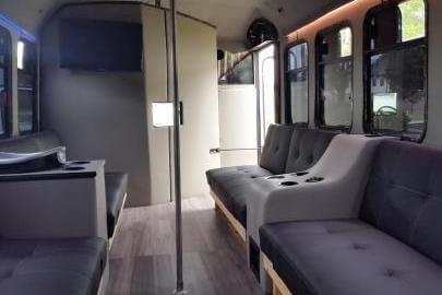 Columbus GA Party Buses