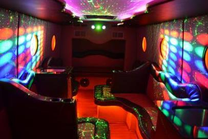 Coral Springs Party Bus Service