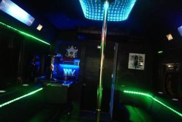 Corpus Christi Party Bus Service