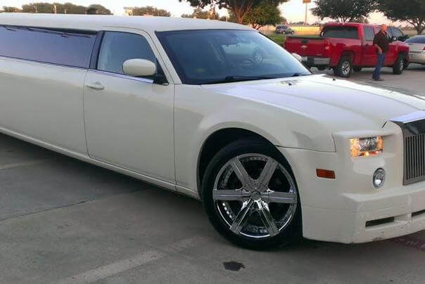Denton Limo Prices