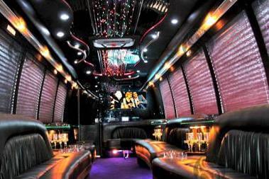 El Paso Party Buses