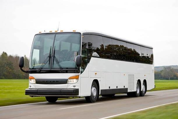 Elizabeth Charter Bus Rental