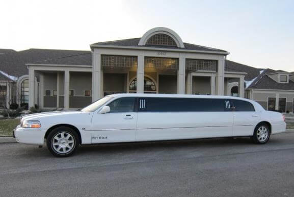 Elizabeth Limo Prices