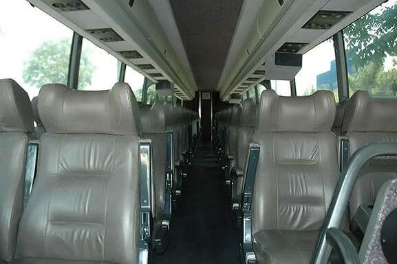 Elk Grove Charter Bus Service
