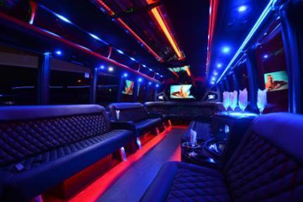 Escondido Party Bus Service