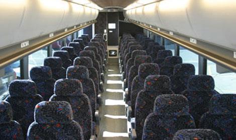 Evansville Charter Bus Service
