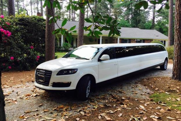 Fayetteville Limo Rental