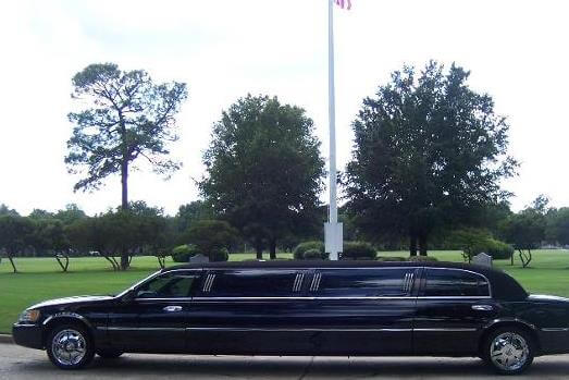 Fayetteville Limo Prices