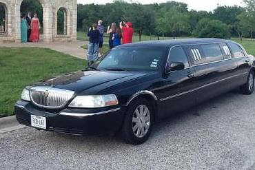 Flower Mound Limo Rental