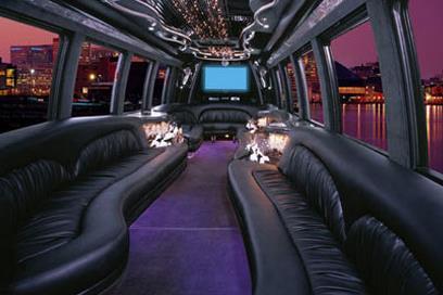 Fresno Party Bus Service